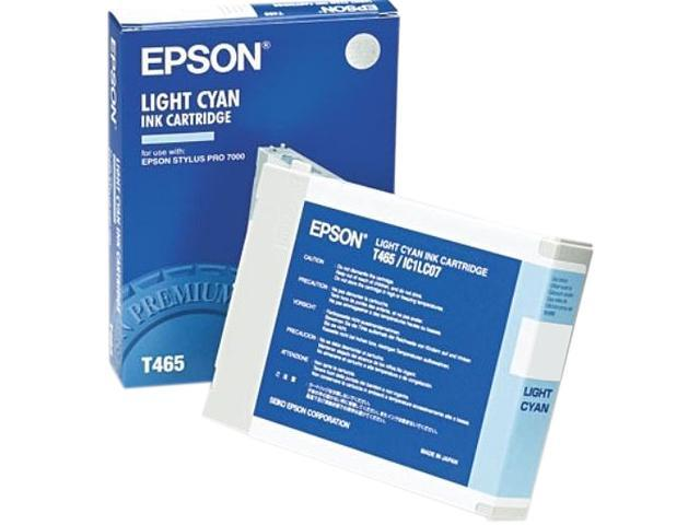 EPSON T465011 Cartridge Light Cyan