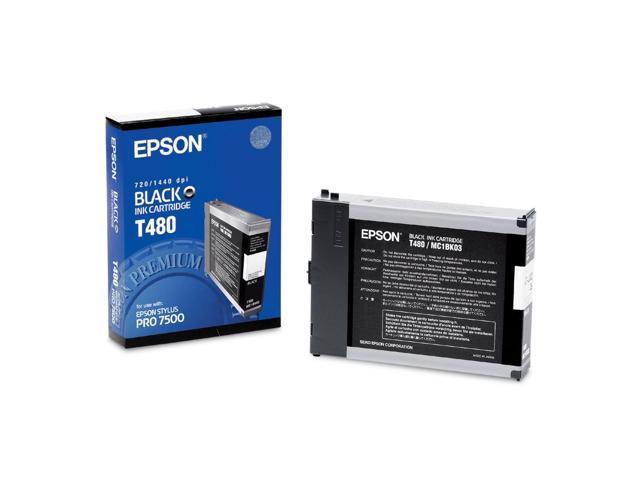 EPSON T480011 Cartridge Black