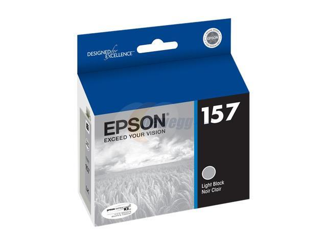 EPSON T157720 Ink Cartridge Light Black