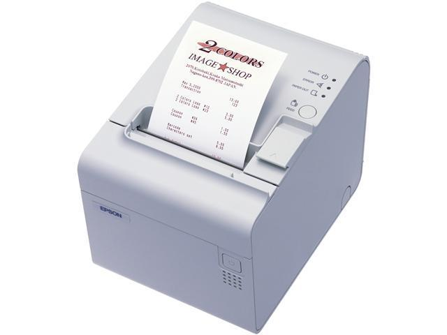 Epson TM-T90 Direct Thermal Printer - Monochrome - Desktop - Receipt Print