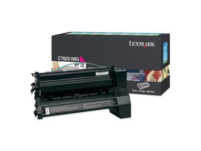 LEXMARK C782X1MG Toner Cartridge Magenta