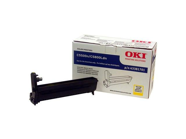 OKI 43381701 Laser Drum Cartridge for Yellow
