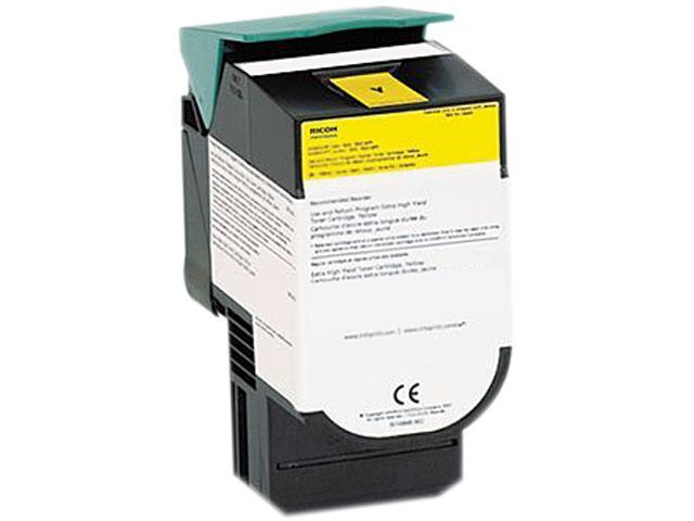 IBM 39V2433 Extra-High-Yield Toner, Yellow