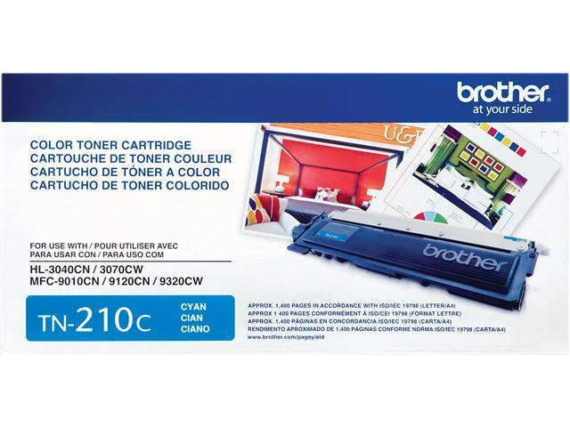 brother TN210C Toner Cartridge Cyan