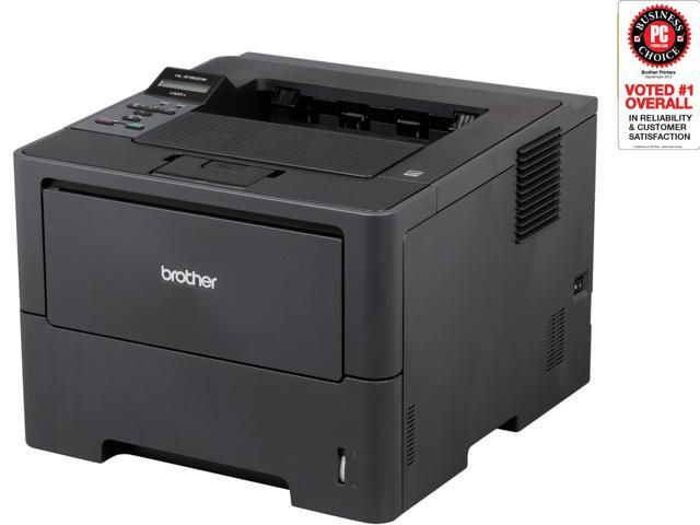 brother HL Series HL-6180dw Workgroup Up to 42 ppm Monochrome Wireless 802.11b/g/n Laser Printer