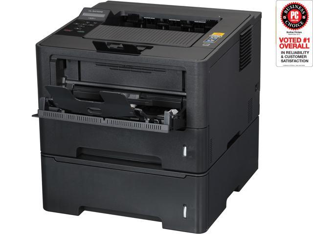 Brother HL-5470DWT Wireless Monochrome Laser Printer (Dual Paper Tray)