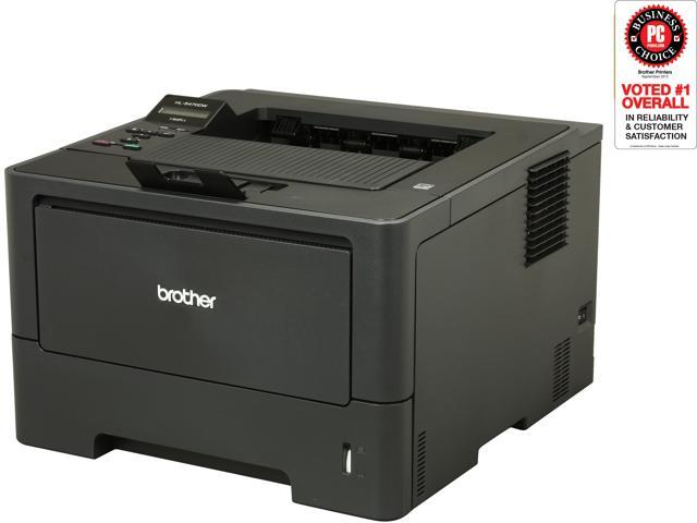 brother HL Series HL-5470dw Workgroup Up to 40 ppm Monochrome Wireless 802.11b/g/n Laser Printer