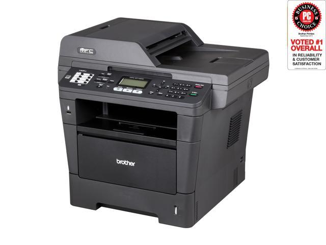 Brother MFC-8710DW Wireless Monochrome Multifunction Laser Printer