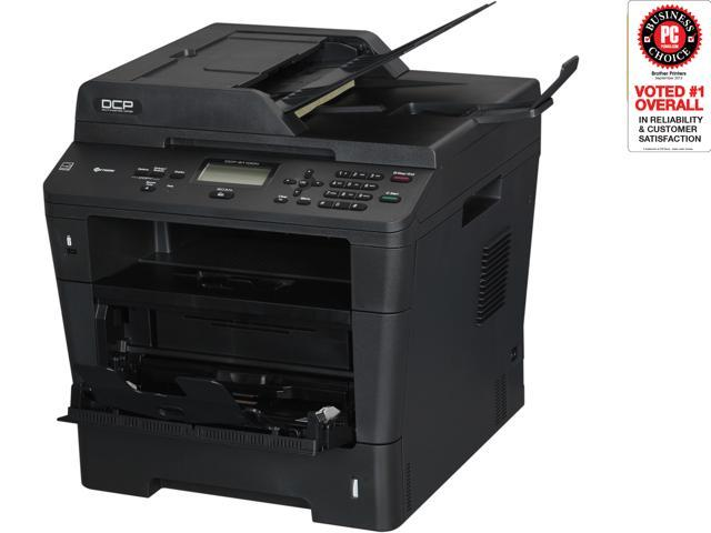 Brother DCP-8110DN Monochrome Multifunction Laser Printer
