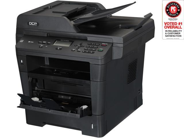 Brother DCP-8155DN Monochrome Multifunction Laser Printer