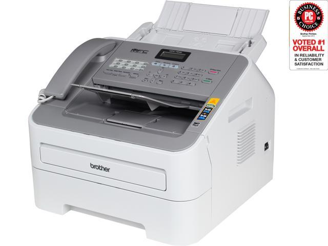 Brother MFC-7240 Monochrome Multifunction Laser Printer