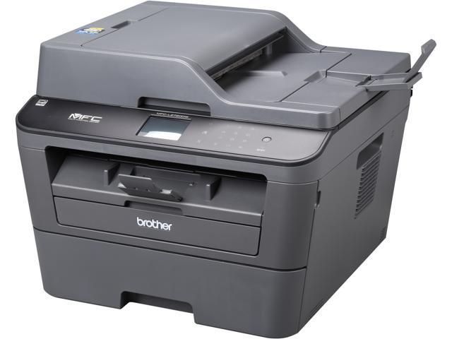 Brother MFC-L2720DW Wireless Monochrome Multifunction Laser Printer