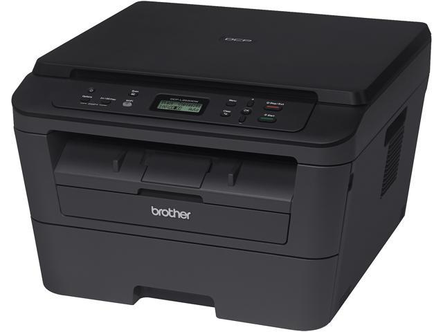 brother DCP Series DCP-L2520dw Plain Paper Print Up to 27 ppm Monochrome Wireless 802.11b/g/n Laser Laser Printer Multi-Function Copier with ...
