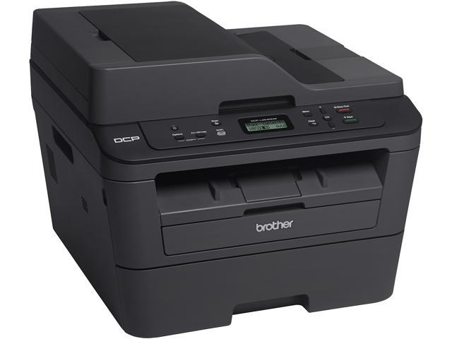 brother DCP Series DCP-L2540dw Plain Paper Print Up to 30 ppm Monochrome Wireless 802.11b/g/n Laser Laser Printer Multi-Function Copier with ...