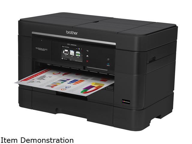Brother MFC-J5920 Wireless Color Multifunction Inkjet Printer