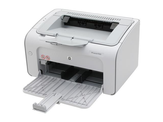 HP LaserJet P1005 CB410A Personal Up to 15 ppm Monochrome Laser Printer
