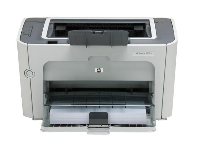 HP LaserJet P1505 CB412AR Personal Up to 24 ppm Monochrome Laser Printer