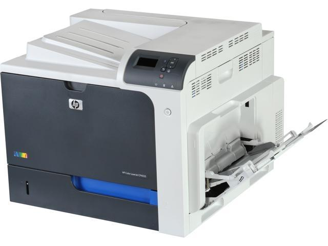 HP Color LaserJet Enterprise CP4025n Workgroup Up to 35 ppm 1200 x 1200 dpi Color Print Quality Color Laser Printer