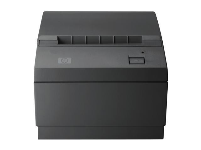 HP BM476AT Direct Thermal 74 lines/sec 203 dpi Dual Serial USB Thermal Receipt Printer