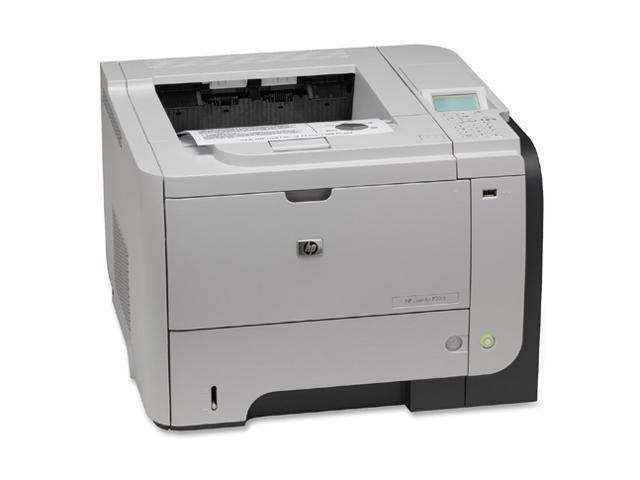 HP LaserJet P3015DN CE528A#ABA Workgroup Up to 42 ppm Monochrome Laser Printer