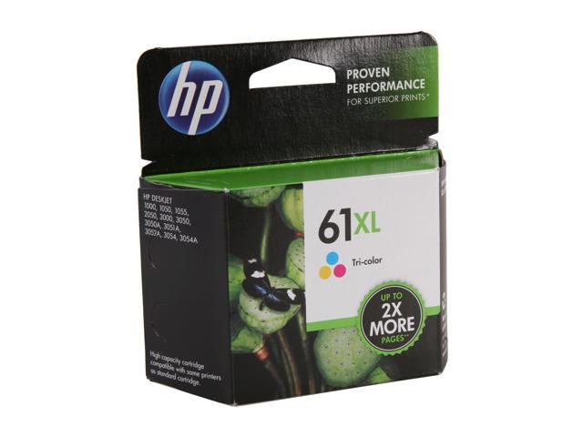 HP 61XL Tri-color Ink Cartridge (CH564WN#140)