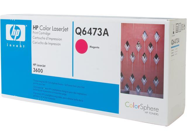 HP Q6473AG Toner Cartridge Magenta