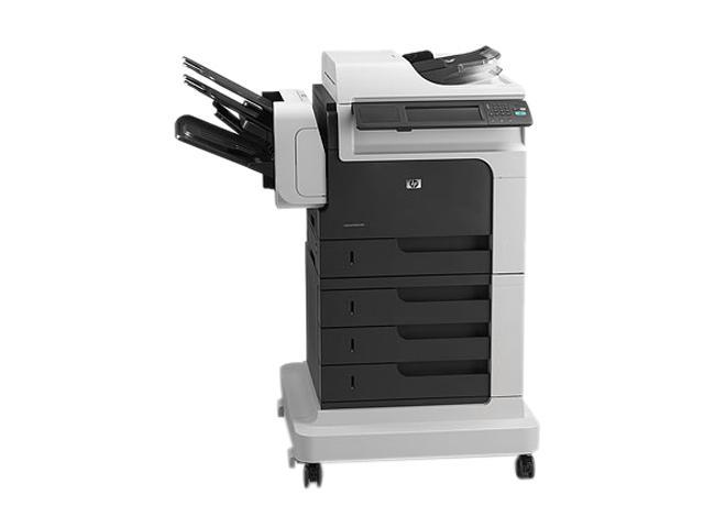 HP LaserJet Enterprise M4555fskm MFC / All-In-One Up to 55 ppm letter Monochrome Laser Printer