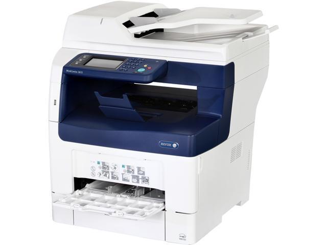 Xerox WorkCentre 3615/DN Monochrome Multifunction Laser Printer