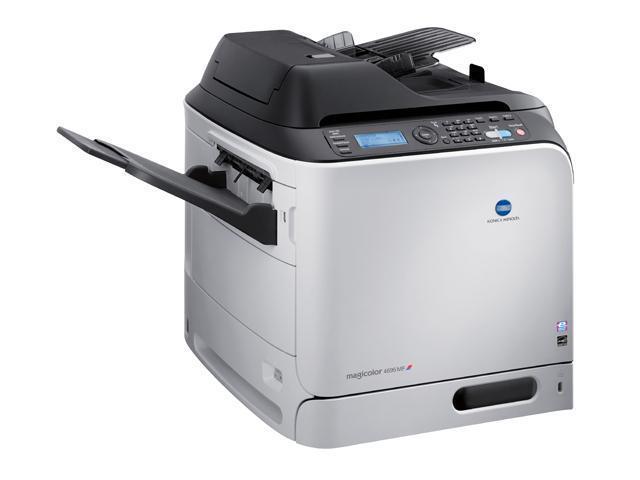 Konica Minolta magicolor 4695MF MFC / All-In-One Color Laser Printer