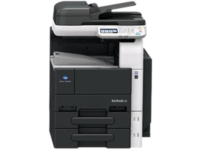 KONICA MINOLTA bizhub 36 Monochrome Multifunction Laser Printer