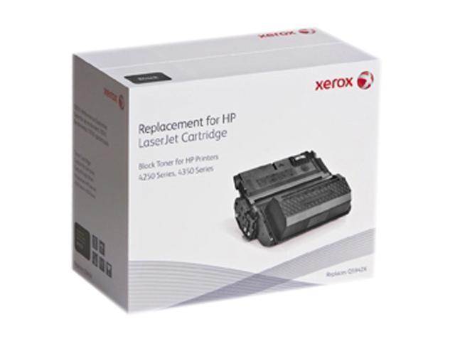 XEROX 006R00959 Replacement Toner Cartridge for HP LaserJet Printers Black