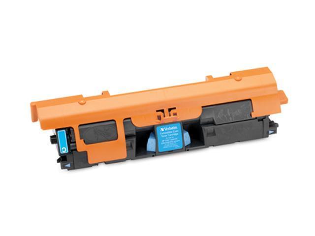 Verbatim 95375 Cyan HP C9701A & Q3961A Universal Replacement Laser Cartridge