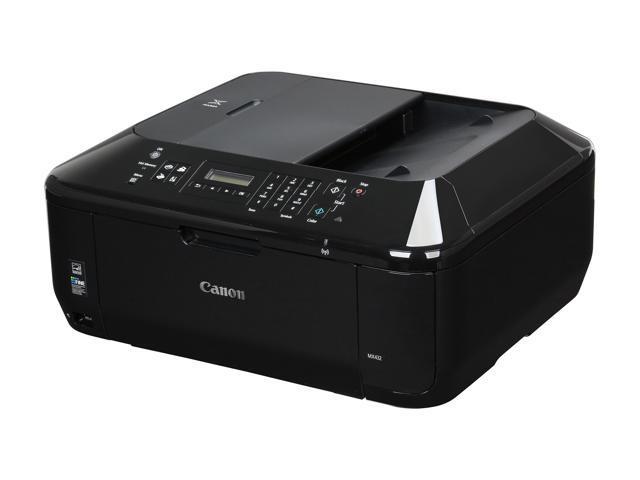 Canon PIXMA MX432 ESAT: 9.7 ipm Black Print Speed 4800 x 1200 dpi Color Print Quality Wireless InkJet All-In-One Color Inkjet Printer