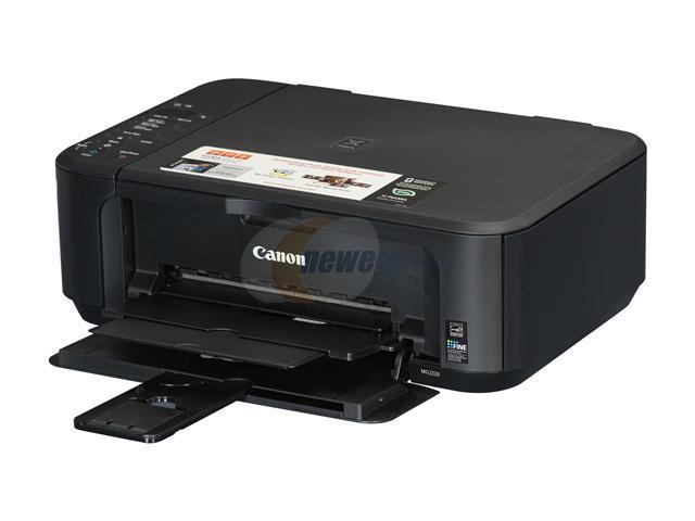 Canon PIXMA MG2220 w/ PP-201 ESAT: 8.4 ipm Black Print Speed 4800 x 1200 dpi Color Print Quality InkJet MFP Color Printer
