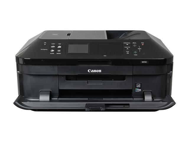 New Canon PIXMA MX922 Wireless All-In-One Color Printer ...
