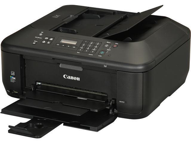Canon PIXMA MX452 Wireless Color Multifunction Inkjet Printer