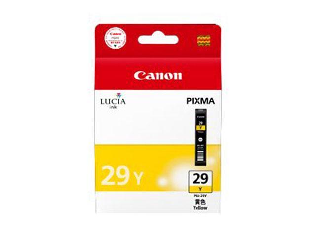 Canon PGI-29(4875B002) Ink Tank Yellow