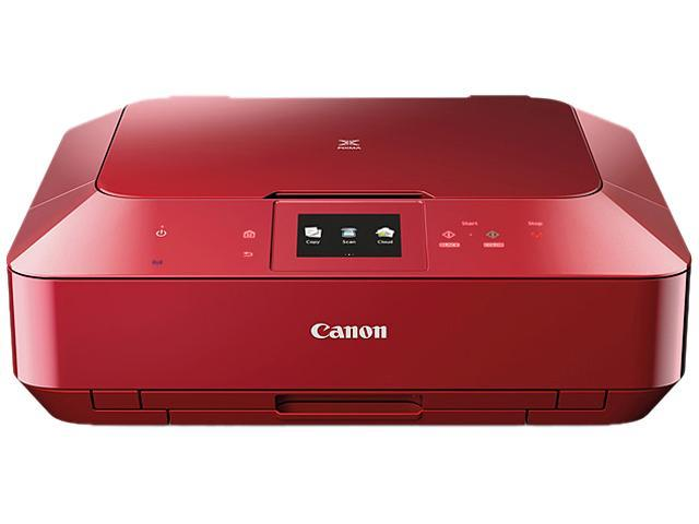 Canon PIXMA MG7120 (Red) Wireless Color Multifunction Inkjet Printer