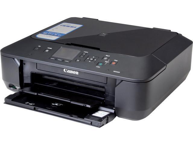 Canon PIXMA MG6420 (Black) Wireless Color Multifunction Inkjet Printer