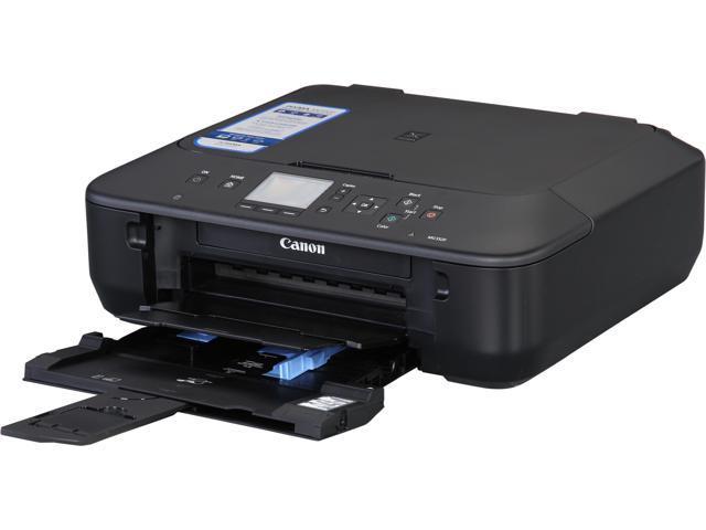Canon Pixma MG5520 Wireless Photo All-In-One Inkjet Printer,Black