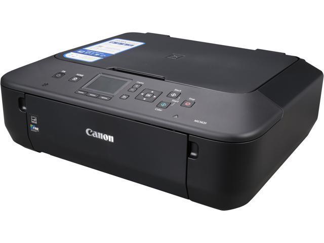 Canon PIXMA MG5620 (Black) Wireless Color Multifunction Inkjet Printer