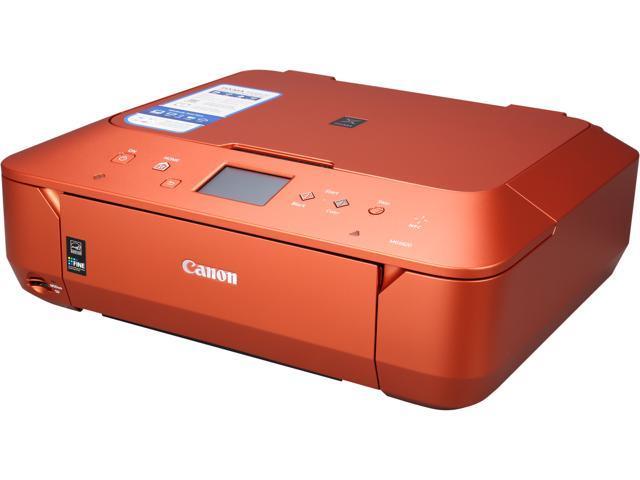 Canon PIXMA MG6620 (Orange) Wireless Color Multifunction Inkjet Printer