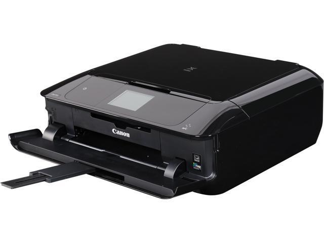 Canon PIXMA MG7520 (Black) Wireless Color Multifunction Inkjet Printer