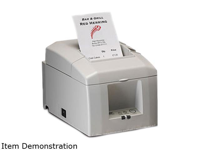Star Micronics 39481161 TSP654IIBI-24 WHT US TSP650II BTi Thermal Receipt Printer