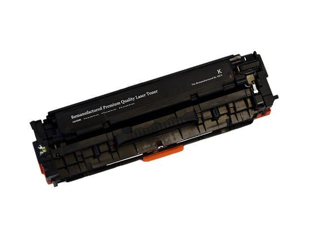 Premium Compatibles CC530ARPC Black Toner Cartridge