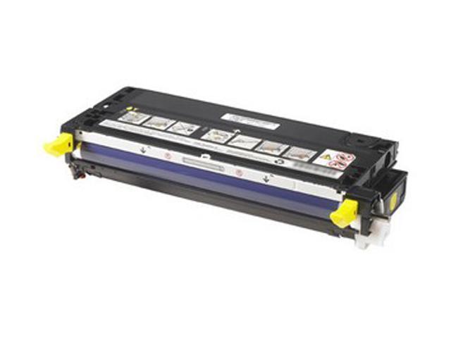 Dell 310-8099 Toner Cartridge for Dell 3110cn Laser Printer Yellow