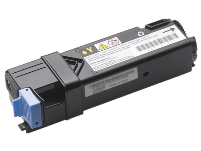 Dell KU054 310-9062 Toner Cartridge for Dell 1320c Laser Printers Yellow