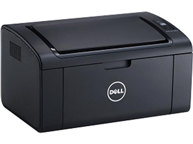Dell B1160W Laser Printer - Monochrome - 600 x 600 dpi Print - Plain Paper Print - Desktop
