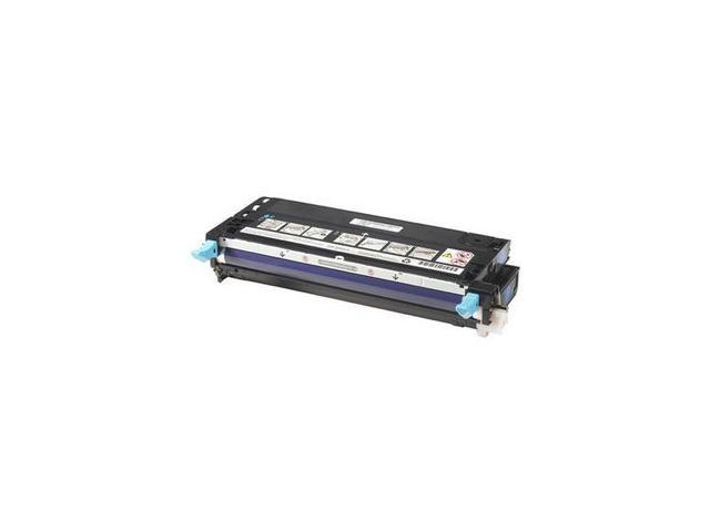 Dell RF012 Standard Yield Toner Cartridge for Dell 3110 printer; Cyan