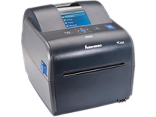 Intermec PC43d Direct Thermal Printer - Monochrome - Desktop - Label Print